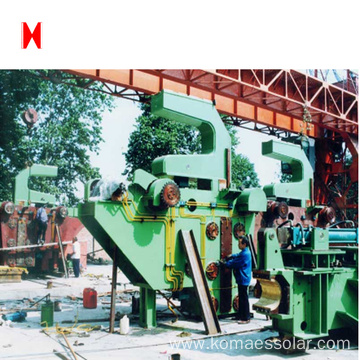 flying shear for Rolling cutter