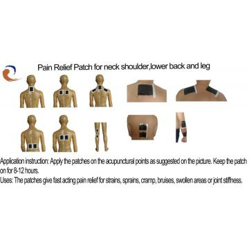 Pain Relief Patch For Scapulohumeral  Periarthritis