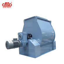 Hot Mix Single Shaft Paddle Premix Feed Mixer