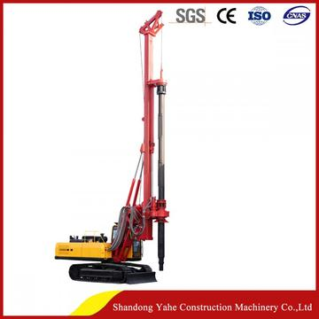 Construction Machinery Crawler Hydraulic Rotary Drilling Rig