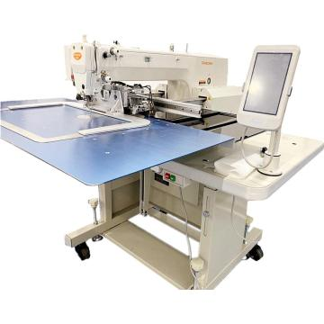 Industry programmable sewing machine