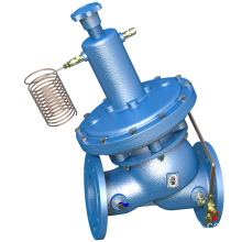 Cast iron Self Actuated Balacing Valve