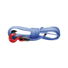 Spectra synthetic winch rope for towing