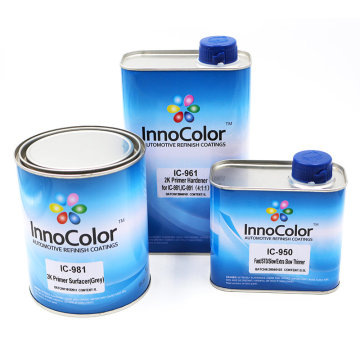 Innocolor 2K Primer Sufacer Kit For Car Refinish