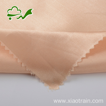 Satin 100% polyester soft fabric for garment