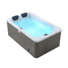 2 Person Outdoor Spa Bathtub CheapWhirlpool TwoLounge HotTub