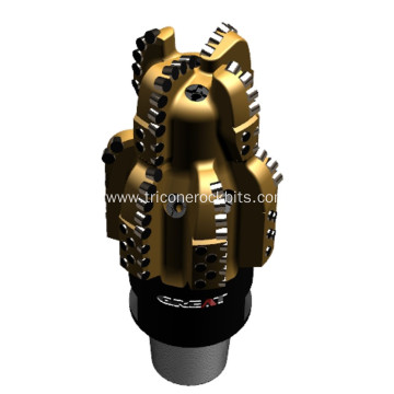 Bi-center PDC Bit API drilling bit tool
