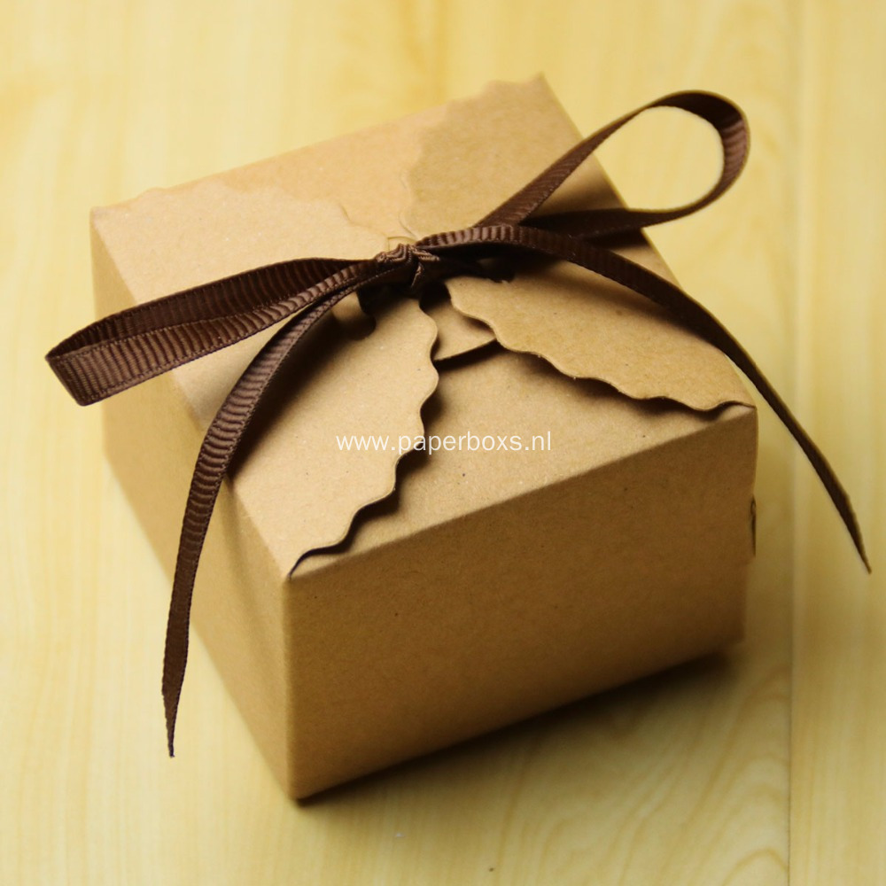 wedding favor gift box