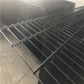 National standard double wire mesh fence