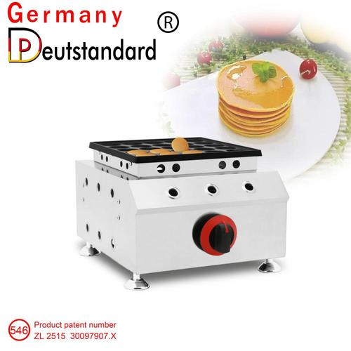 commercial gas pancake  poffertjes maker