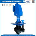 65QVSPR Neoprene Rubber Lined Vertical Pump