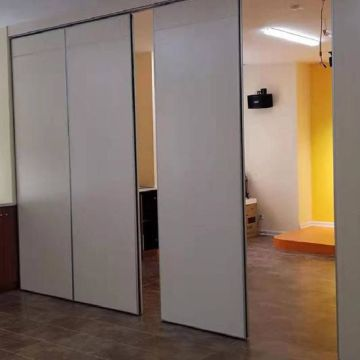 Electric Vertical Panel Track Blind