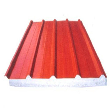 Fireproof And Light Weight Roof Sandwich Panels