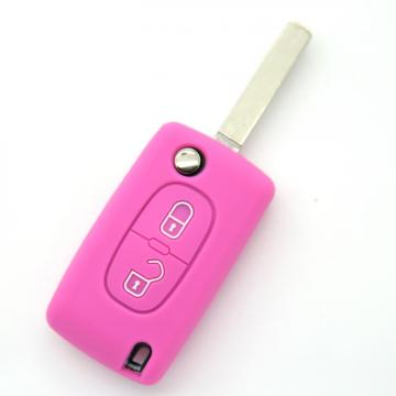 Peugeot heated Car Key Protector Cover