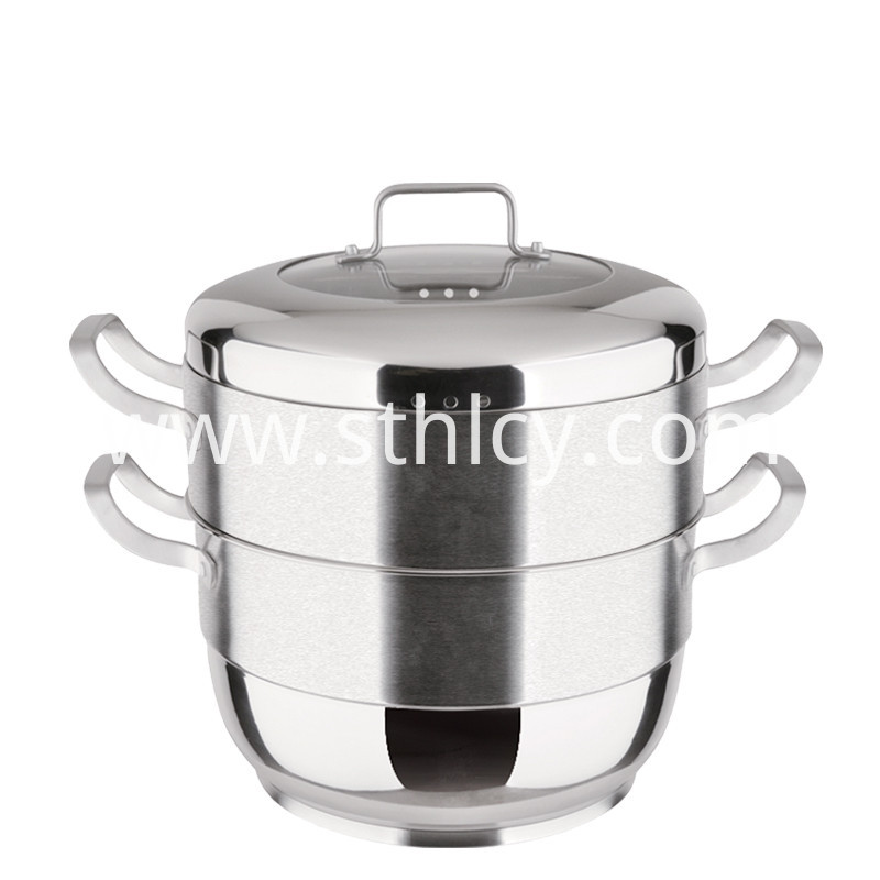 Double Layer Steamer
