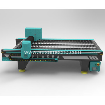 plasma cutting machine with air compressor