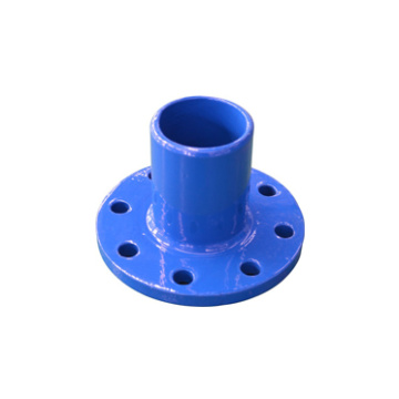 Ductile Iron Flanged Spigot For PVC Pipe