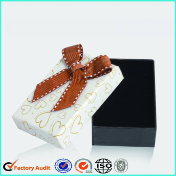 Jewelry Earring Storage Case Paper Box