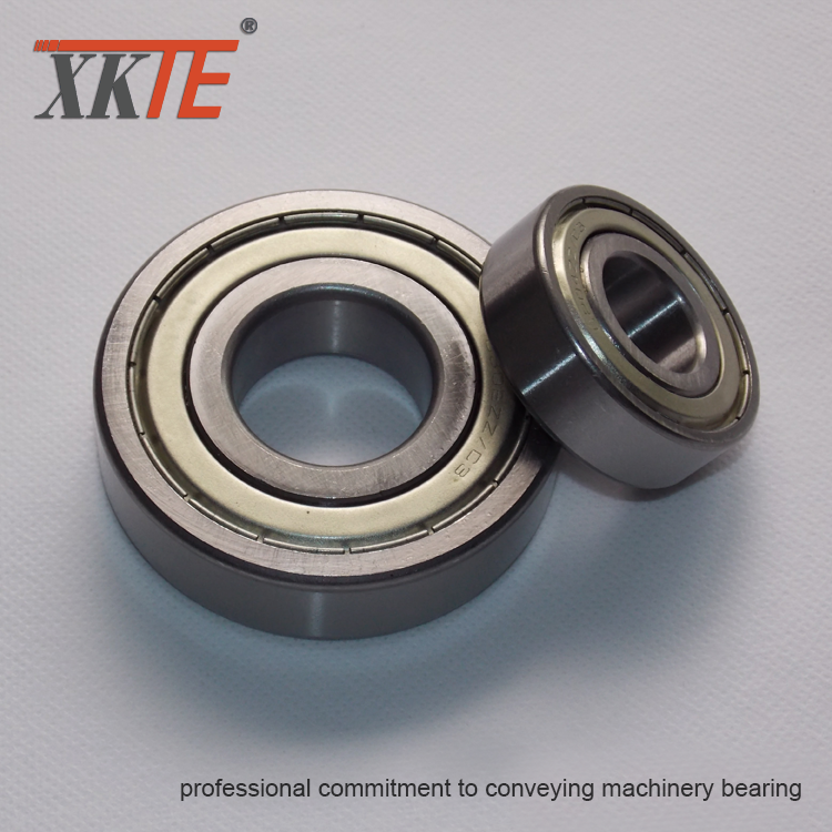 Mining 6307 ZZ C3 Bearing For Conveying Idler