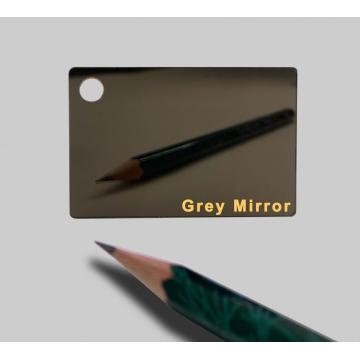 Grey Mirror Acrylic Plexiglass sheet 1.5mm Thick 1220*1830mm
