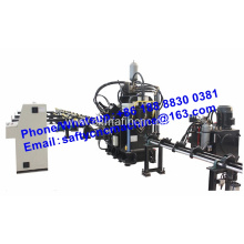 Angle Cutting and Punching Machine