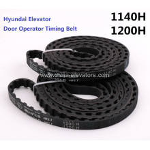 1140H/1200H Door Operator Timing Belt for Hyundai Elevators
