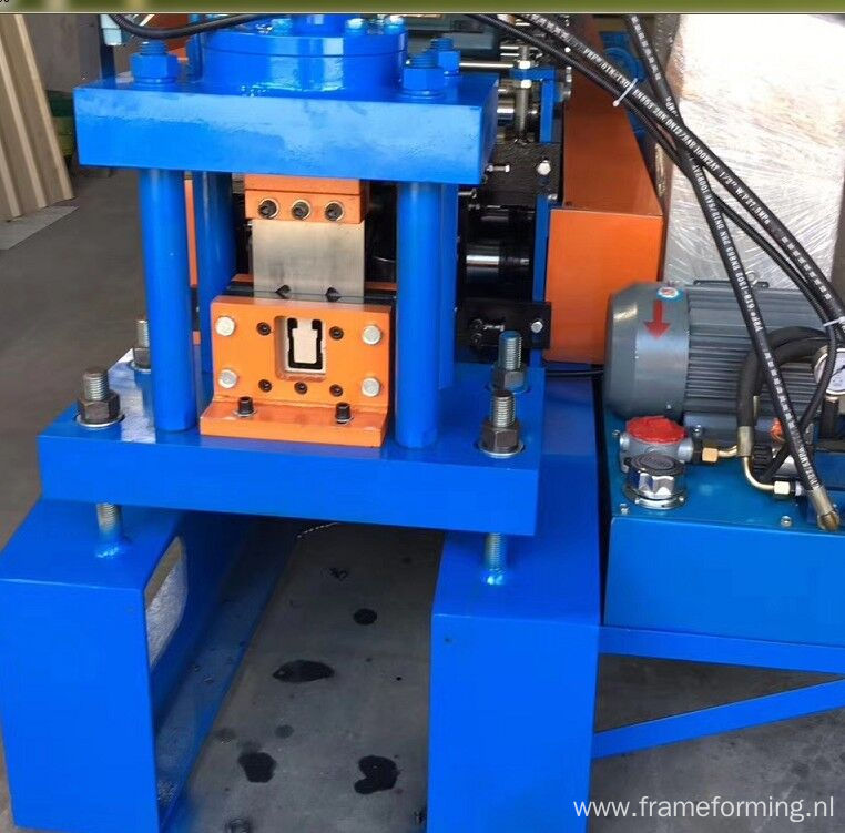 Automatic C Solar Strut Channel Roll Forming Machine