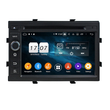 2019 Mainit nga octa core car dvd player spin