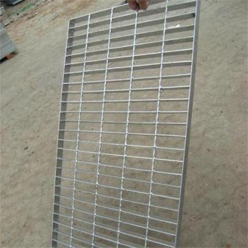 Heavy Duty Galvanized Steel Floor Grating For Mezzanine