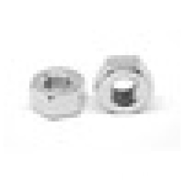 Medium Carbon Steel Zinc Plated Heavy Hex Nut
