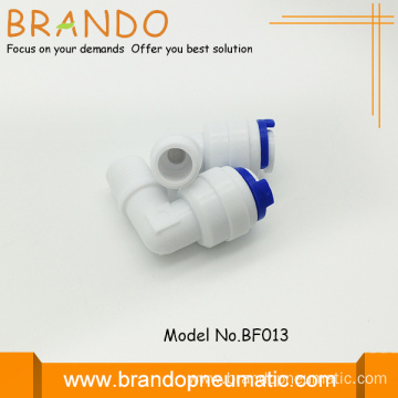 Pp L Male Elbow Adapter Fast Fitting Connector