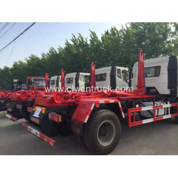 Deluxe FAW J6 16cbm carriage dismountable garbage truck