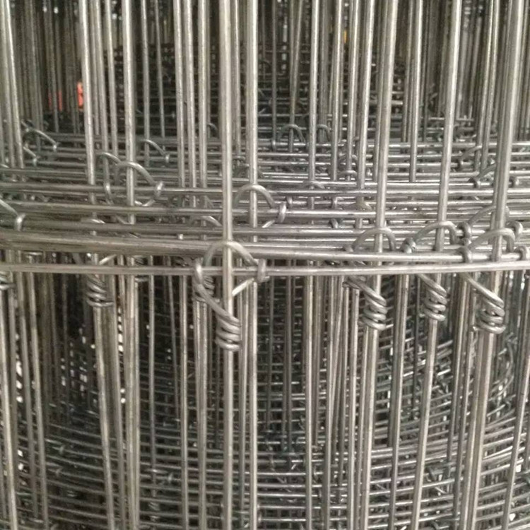 Hot dip galvanized farm fence for cattle sheep