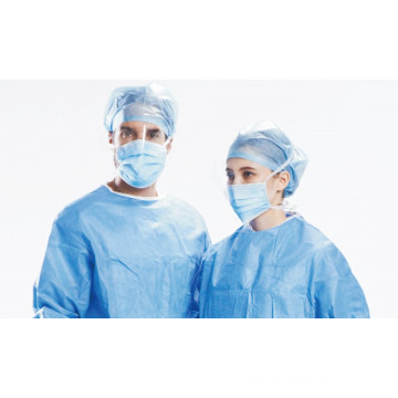 Non-woven Eye-Protector ​Medical Facemask
