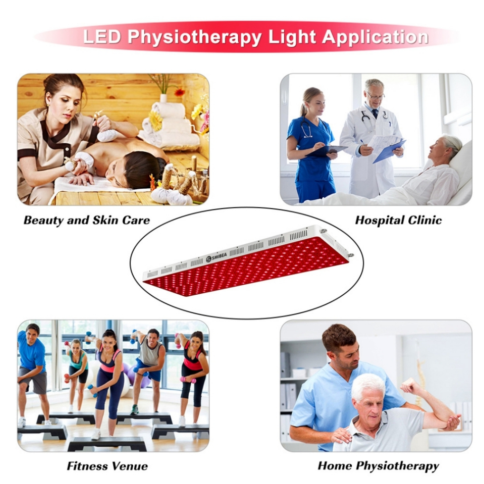 Led Photodynamic Therapy For Hospital Use