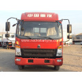 105 KW Howo  Light Flat Bed Truck
