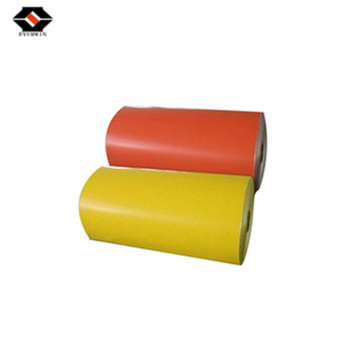 5052 High Tensile Strength Color Coated Aluminum Coil