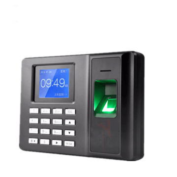 Office Facility Fingerprint Time Recorder Plastic Prototype