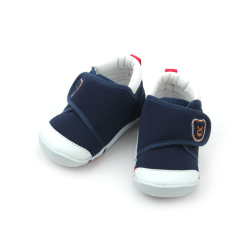 New Styles Cartoon Velcro Cotton Baby Sports Shoes
