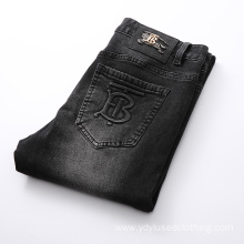 Used Clothes Men`s Jeans