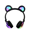 Cuffie wireless a LED per cuffie auricolari Panda Light Panda