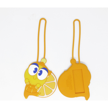 Customization Cartoon Luggage Tag