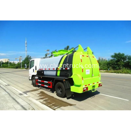 Factory Sale JMC 112KW 5CBM Food Residue Truck