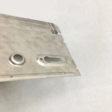 Stainless steel custom fabrication sheet metal stamping