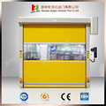 I-PVC High Speed ​​Auto Recovery Rolling Door