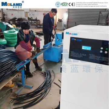 Soldering Fume Collector for Filtrate Soldering Fume