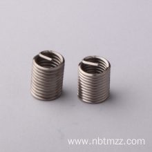 Thread repair insert stainless steel heli coil insert