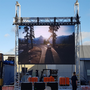 High defination Outdoor LED Display for Rental