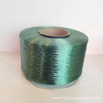 High Tenacity  Dope Dyed Polyester Yarn
