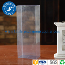 PVC Material Small Rectangle Plastic Packaging